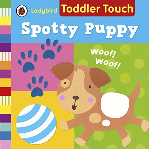 9780718196158: Toddler Touch Spotty Puppy