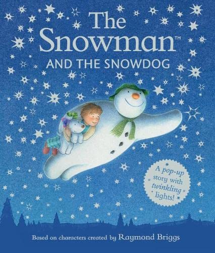 9780718196554: The Snowman and the Snowdog Pop-Up Picture Book