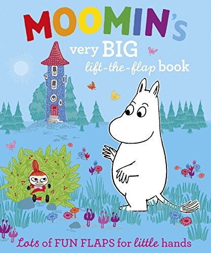 9780718197353: Moomin's Very Big Lift The Flap Book