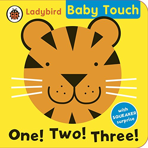 9780718199371: Baby Touch: One! Two! Three! bath book