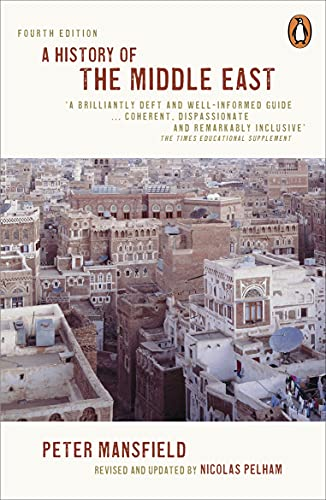 9780718199678: A History of the Middle East: 4th edition
