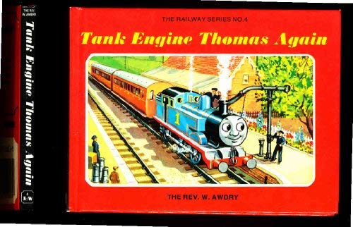 9780718200039: Tank Engine Thomas Again (Railway)