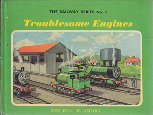 9780718200046: Troublesome Engines (The Railway Series)