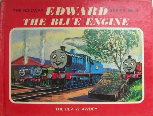 9780718200084: Edward, the Blue Engine (Railway)