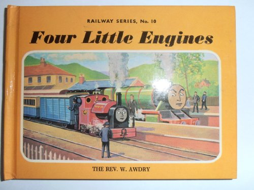 9780718200091: Four Little Engines (Railway)