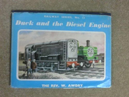 9780718200121: Duck and the Diesel Engine (Railway)