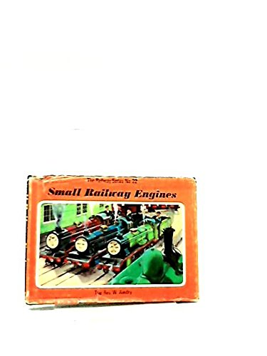 9780718200213: Small Railway Engines
