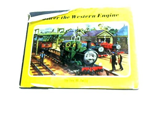 9780718200282: Oliver, the Western Engine (Railway)