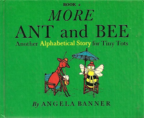 More Ant and Bee: Banner, Angela
