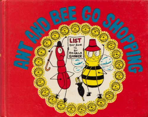 9780718200442: Ant and Bee Go Shopping
