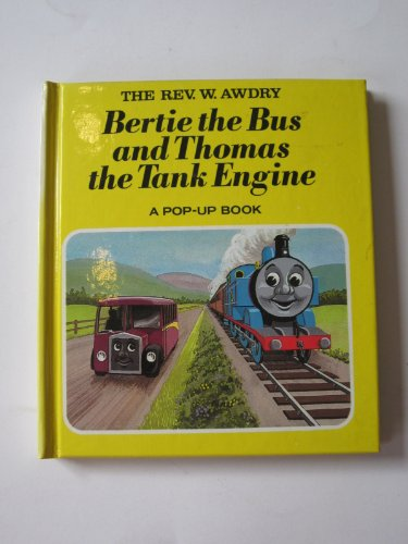 9780718200480: Bertie the Bus and Thomas the Tank Engine: Pop-up Book (Railway)