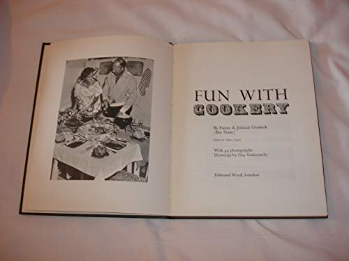 Fun with Cookery (Learning with Fun) (9780718200657) by Cradock, Fanny; Cradock, Johnnie