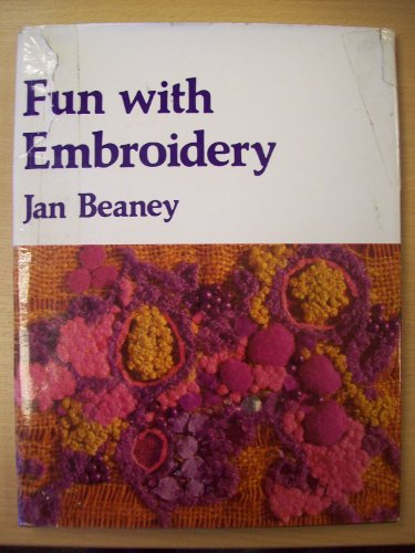 9780718200930: Fun with Embroidery