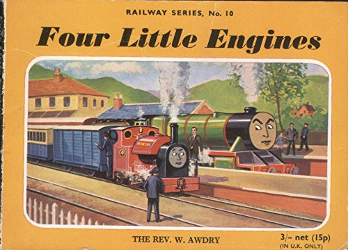 9780718204150: Four Little Engines