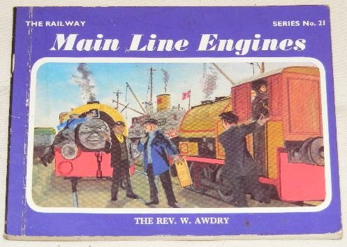 9780718204204: Main Line Engines (Railway)