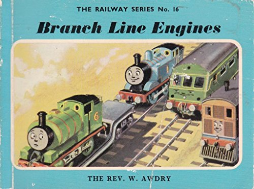 9780718204310: Branch Line Engines