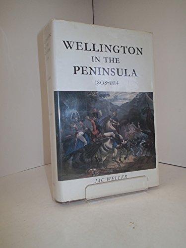 9780718207304: Wellington in the Peninsula, 1808-14