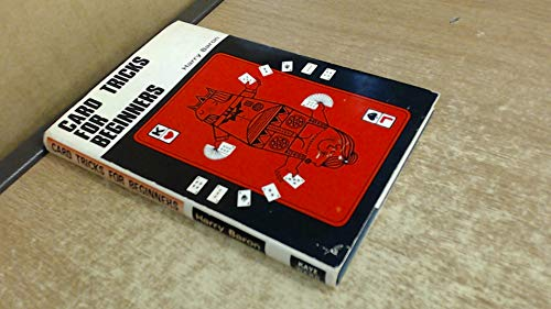 9780718208172: Card Tricks for Beginners