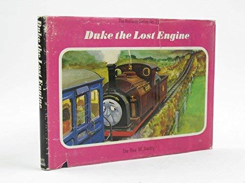 Duke The Lost Engine (Railway Series, No.25): Awdry, Rev. W.;