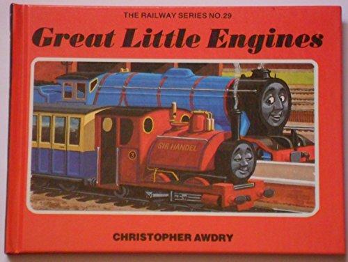 9780718210526: Great Little Engines (Railway)