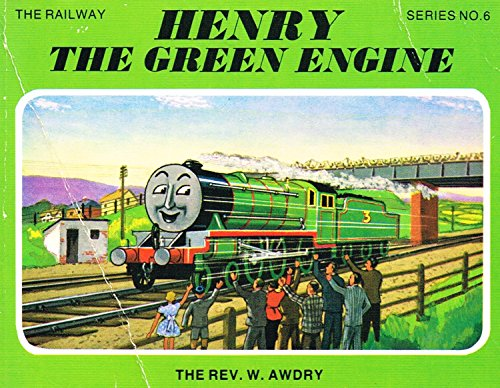 9780718210588: Henry the Green Engine (6)