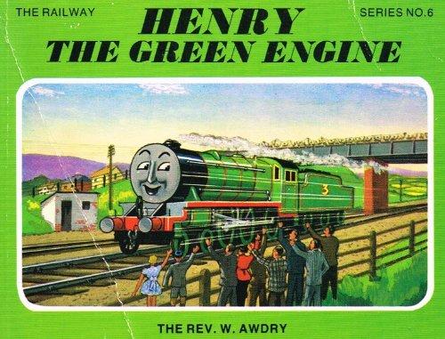 9780718210588: Henry the Green Engine (6) (Railway series)