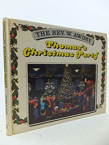 9780718216504: Thomas' Christmas Party (Railway)