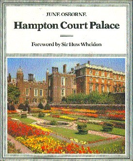 9780718244026: Hampton Court Palace