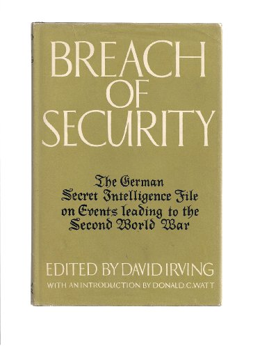Breach of Security