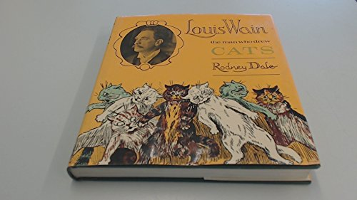 9780718301415: Louis Wain: The man who drew cats