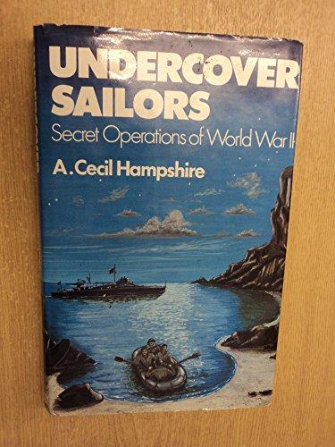 9780718303686: Undercover Sailors: Secret Operations of World War II