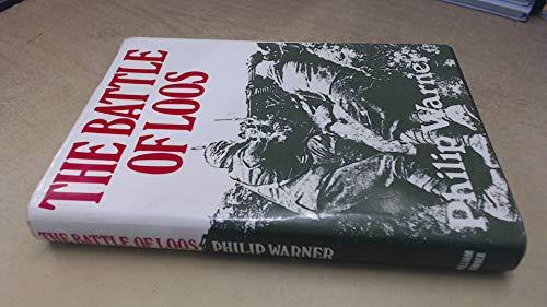 Battle of Loos: Philip Warner