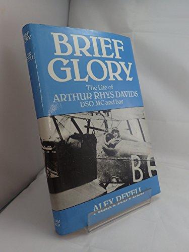 9780718305284: Brief Glory: Life of Arthur Rhys Davids