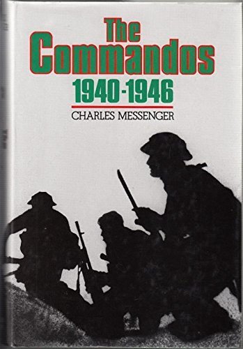 9780718305536: Commandos, 1940-46