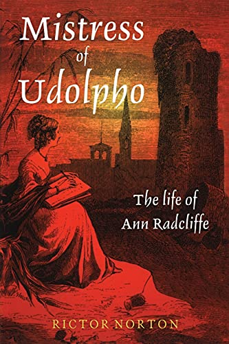 9780718502027: Mistress of Udolpho: Life of Ann Radcliffe