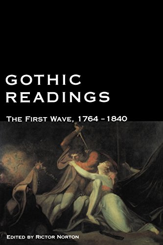 9780718502171: Gothic Readings: The First Wave, 1764-1840
