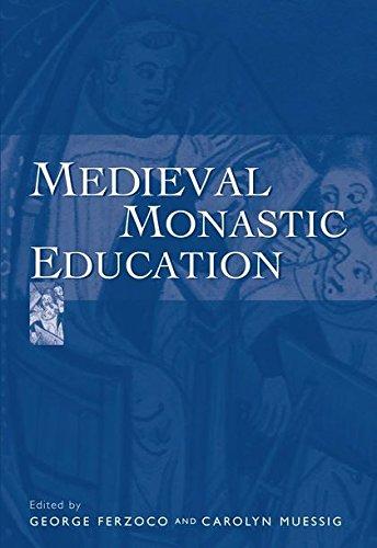 9780718502461: Medieval Monastic Education