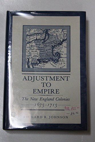 9780718512088: Adjustment to Empire