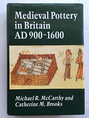 9780718512545: Medieval Pottery in Britain, A.D. 900-1600