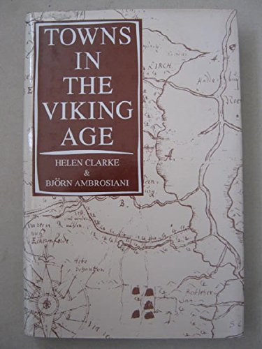 9780718513078: Towns in the Viking Age