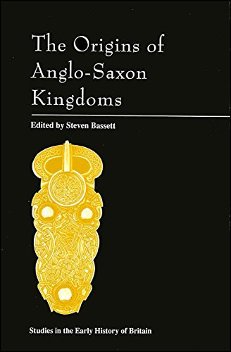 9780718513672: The Origins of Anglo-Saxon Kingdoms (Studies in the Early History of Britain Series)