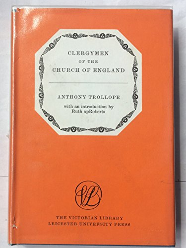 9780718550233: Clergymen of the Church of England (Victorian Library)