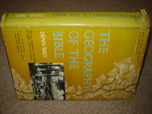 9780718803612: Geography of the Bible