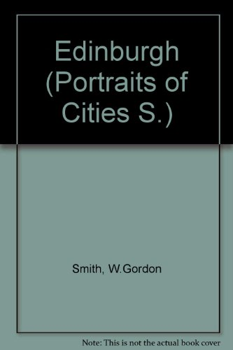 9780718807511: Edinburgh (Portraits of Cities S.)