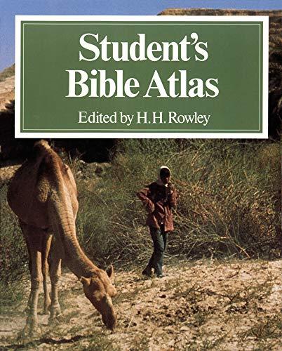 9780718808969: Student's Bible Atlas
