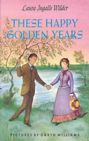 9780718809188: These Happy Golden Years