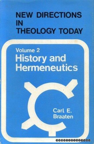 9780718813376: History and Hermeneutics
