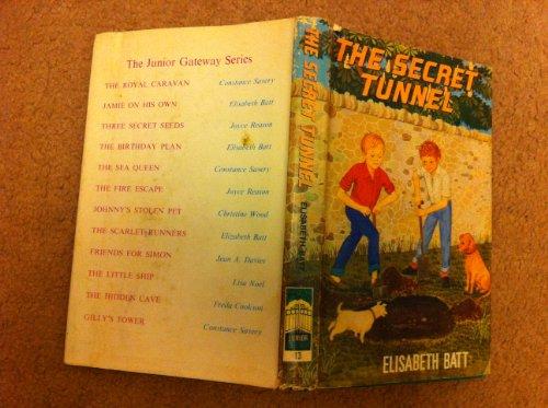The Secret Tunnel: Elizabeth Batt