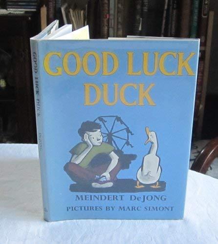 9780718821401: Good Luck Duck