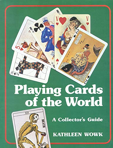 9780718824082: Playing Cards of the World: A Collector's Guide